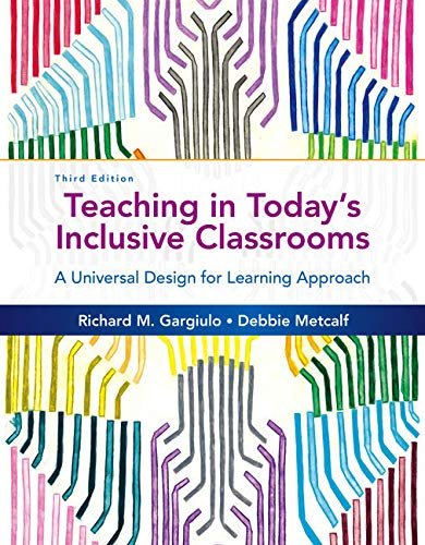 TEACHING IN TODAY'S INCLUSIVE...-ACCESS N/A 9781305638136 Front Cover