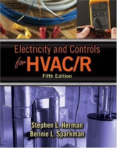Electricity and Controls for HVAC-R  5th 2006 (Revised) 9781401895136 Front Cover