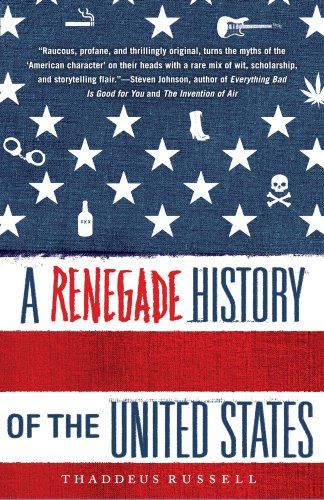 Renegade History of the United States  N/A edition cover