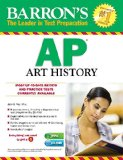 Barron's AP Art History  3rd 2015 (Revised) edition cover