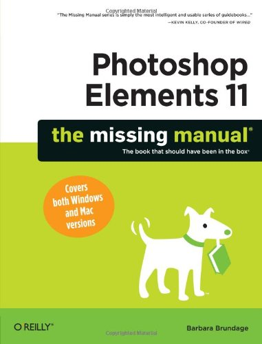 Photoshop Elements 11   2012 edition cover