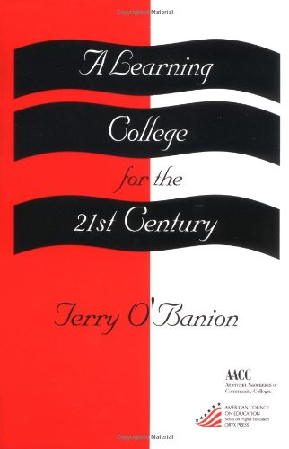 Learning College for the 21st Century   1997 edition cover