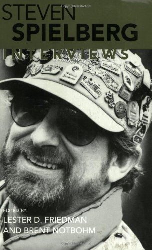 Steven Spielberg Interviews  2000 edition cover