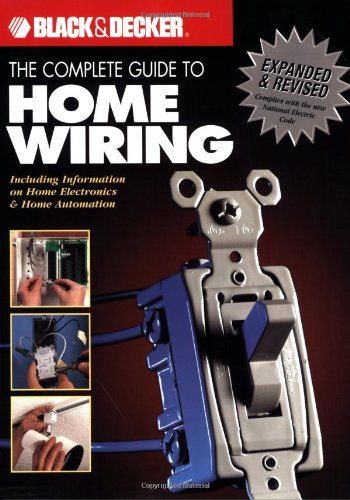 Home Wiring Including Information on Home Electronics and Wireless Technology 3rd 2006 (Revised) edition cover