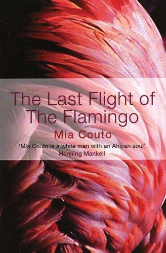 Last Flight of the Flamingo   2004 edition cover