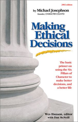 Making Ethical Decisions 1st edition cover