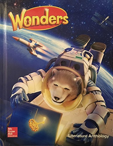 Wonders Literature Anthology, Grade 6   2017 9780021390137 Front Cover