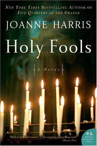 Holy Fools   2004 9780060559137 Front Cover