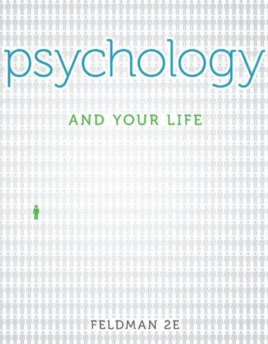 Psychology and Your Life  2nd 2013 edition cover