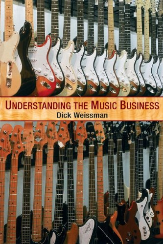 Understanding the Music Business   2010 9780132423137 Front Cover