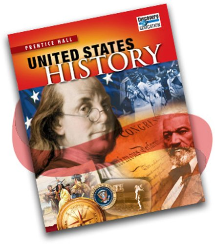 United States History 2010 Survey Student Edition Grade 11/12   2010 9780133682137 Front Cover