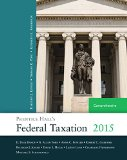 Prentice Hall's Federal Taxation 2015 Comprehensive Plus NEW MyAccountingLab with Pearson EText -- Access Card Package  28th 2015 edition cover