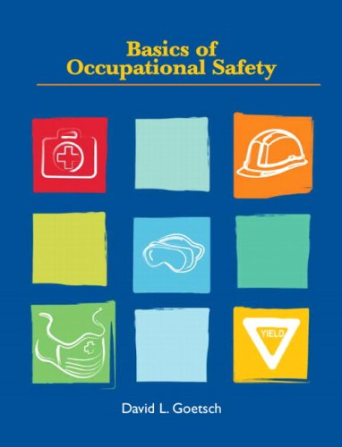 Basics of Occupational Safety   2010 edition cover