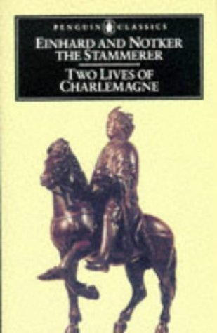 Two Lives of Charlemagne   2000 edition cover