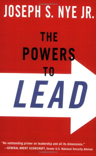 Powers to Lead   2010 edition cover