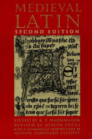 Medieval Latin  2nd 1997 edition cover