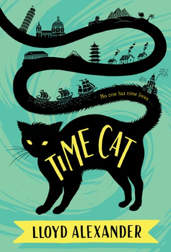 Time Cat The Remarkable Journeys of Jason and Gareth N/A edition cover
