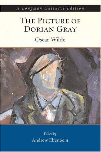 Picture of Dorian Gray   2007 edition cover