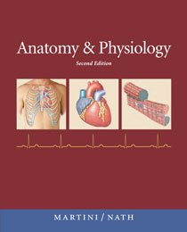 Fundamentals of Anatomy and Physiology  2nd 2010 edition cover