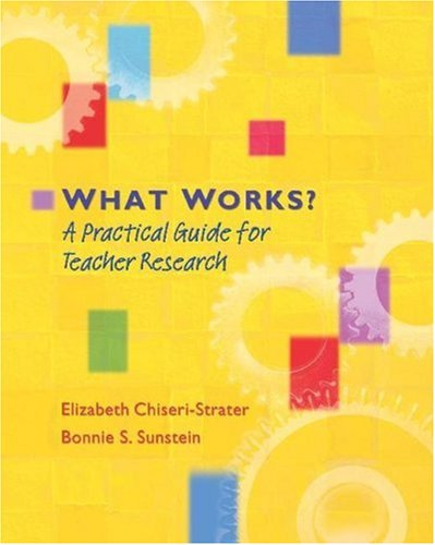 What Works? A Practical Guide for Teacher Research  2006 edition cover