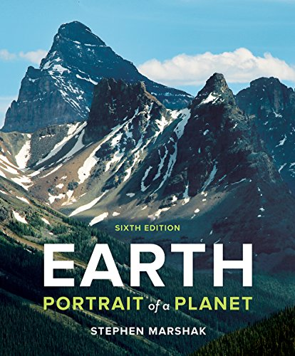 Earth Portrait of a Planet 6th 9780393640137 Front Cover