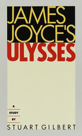 James Joyce's Ulysses   1955 edition cover