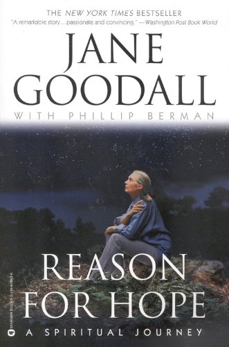 Reason for Hope A Spiritual Journey  1999 edition cover