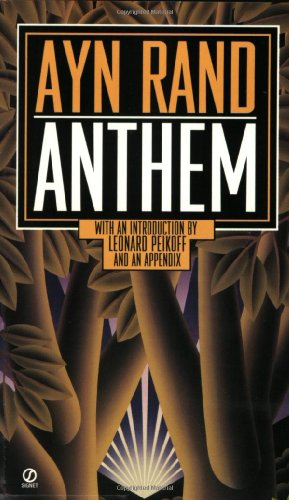 Anthem  50th 2001 (Revised) edition cover