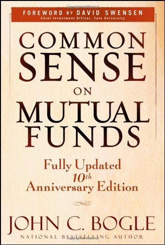 Common Sense on Mutual Funds  10th 2010 (Revised) edition cover