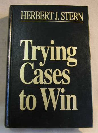 Trying Cases to Win Voir Dire and Opening Argument N/A 9780471553137 Front Cover