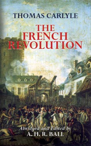 French Revolution   2005 (Abridged) edition cover