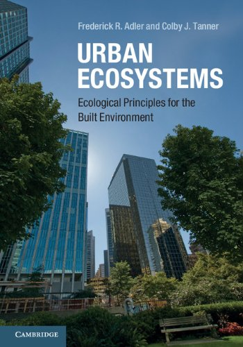 Urban Ecology Ecological Principles for the Built Environment N/A 9780521746137 Front Cover