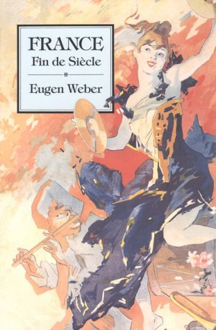 France Fin de Si�cle   1986 (Reprint) edition cover