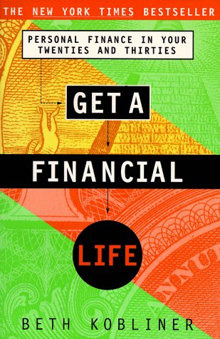 Get a Financial Life Personal Finance in Your Twenties and Thirties  1996 edition cover