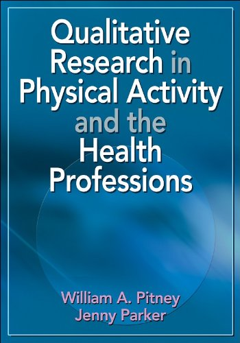 Qualitative Research in Physical Activity and the Health Professions   2009 edition cover