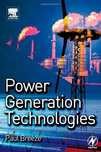 Power Generation Technologies   2005 edition cover