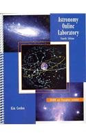 Astronomy Online Laboratory  4th (Revised) edition cover