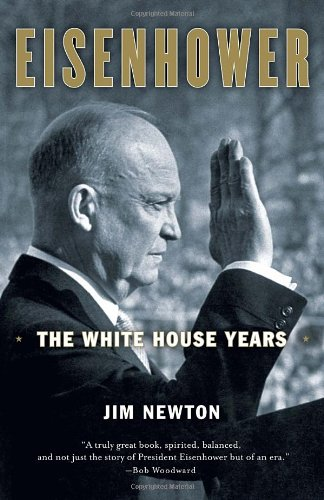 Eisenhower The White House Years N/A edition cover