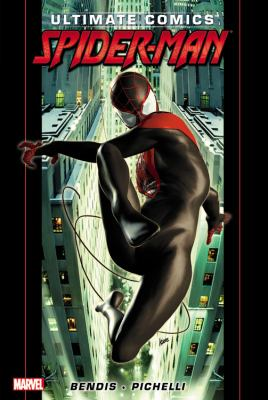 Ultimate Comics Spider-Man by Brian Michael Bendis - Volume 1   2012 edition cover