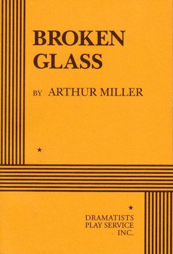 Broken Glass  N/A edition cover