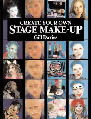 Create Your Own Stage Make-up  2001 edition cover