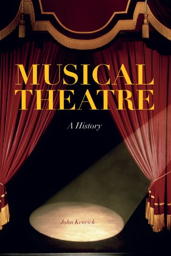 Musical Theatre A History  2009 edition cover
