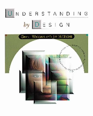 Understanding by Design   1998 edition cover