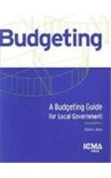 Budgeting Guide for Local Government 2nd 2007 edition cover