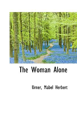 Woman Alone N/A 9781113500137 Front Cover