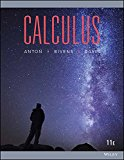 Calculus, Binder Ready Version Late Transcendental 11th 2016 9781118886137 Front Cover