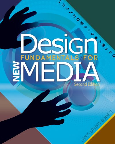 Design Fundamentals for New Media  2nd 2013 edition cover