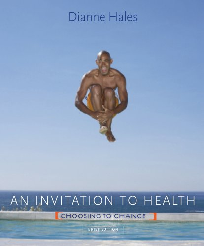 INVITATION TO HEALTH,BRF-W/GDE N/A 9781133269137 Front Cover