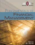 Fundamentals of Financial Management + Thomson One Business School Edition 6-month Printed Access Card:  8th 2014 9781285065137 Front Cover