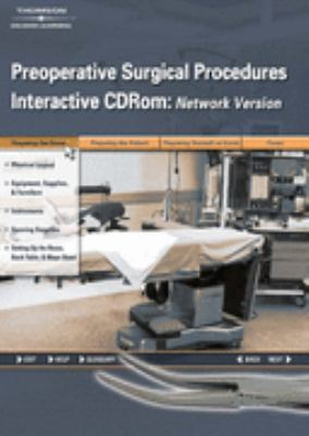 Preoperative Surgical Procedures   2007 9781401898137 Front Cover